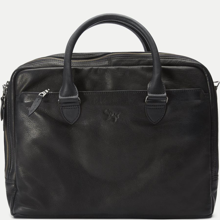 GORM NOTEBOOK BAG 380003 - Gorm Notebook Bag - Tasker - SORT - 1