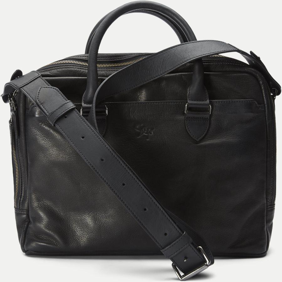 GORM NOTEBOOK BAG 380003 - Gorm Notebook Bag - Tasker - SORT - 5