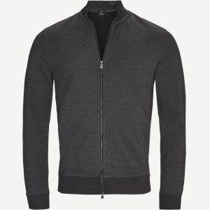 Soule10 Sweatshirt Slim   Soule10 Sweatshirt   Sort