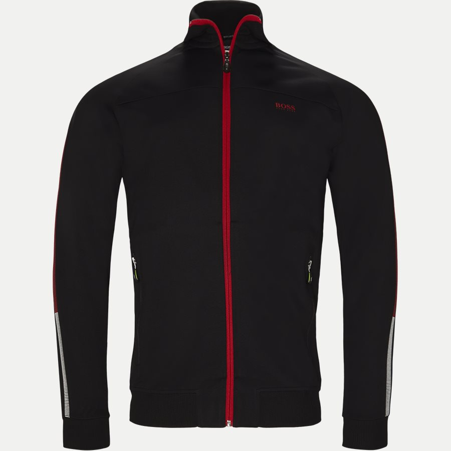 50378277 SKARLEY - Skarley Sweatshirt - Sweatshirts - Regular - SORT - 1