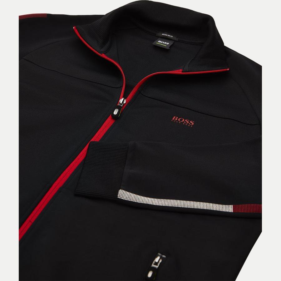 50378277 SKARLEY - Skarley Sweatshirt - Sweatshirts - Regular - SORT - 3