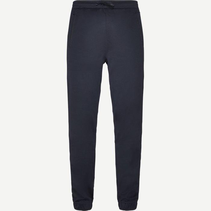 Hadiko Sweatpants - Bukser - Regular - Blå