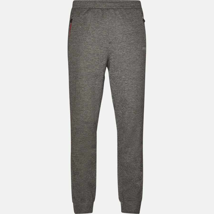 50379116 HELNIO - Helnio Sweatpants - Bukser - Regular - GRÅ - 1