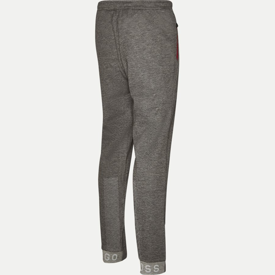 50379116 HELNIO - Helnio Sweatpants - Bukser - Regular - GRÅ - 3