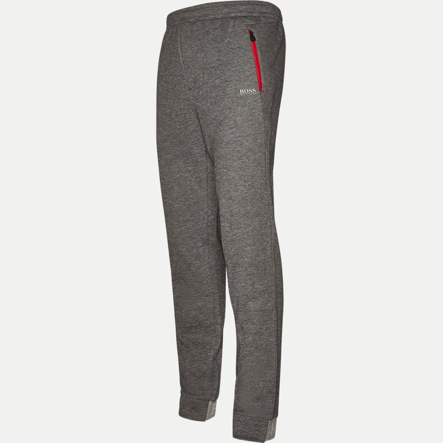 50379116 HELNIO - Helnio Sweatpants - Bukser - Regular - GRÅ - 4