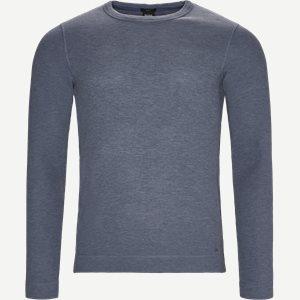 Tempest Long Sleeve T-Shirt Slim   Tempest Long Sleeve T-Shirt   Denim