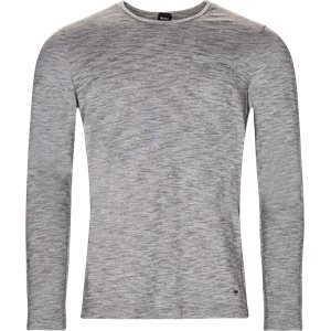 Terra Langærmet T-shirt Regular | Terra Langærmet T-shirt | Grå