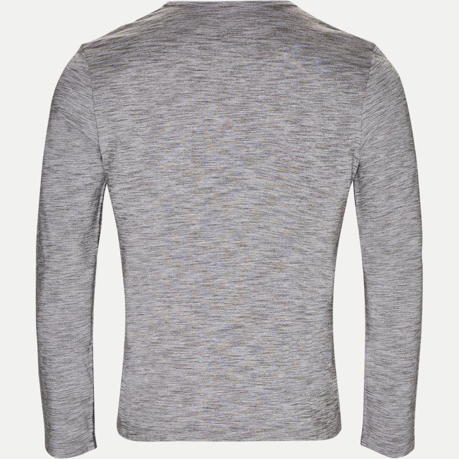 50378401 TERRA - Terra Langærmet T-shirt - T-shirts - Regular - GRÅ - 2