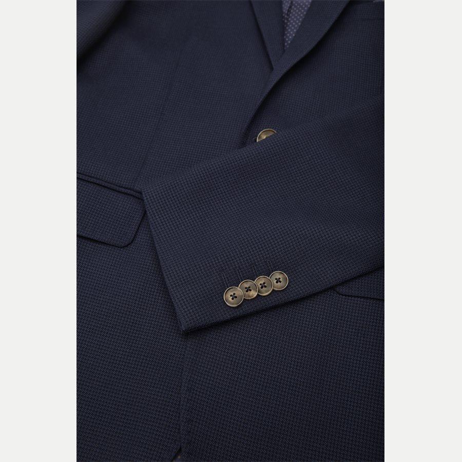 6053 STAR/SHERMAN. - Star/Sherman Blazer - Blazer - NAVY - 7
