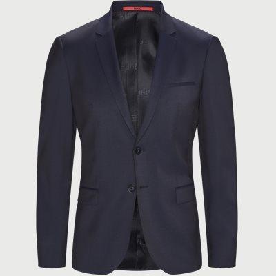 Alisters Blazer Slim | Alisters Blazer | Blå