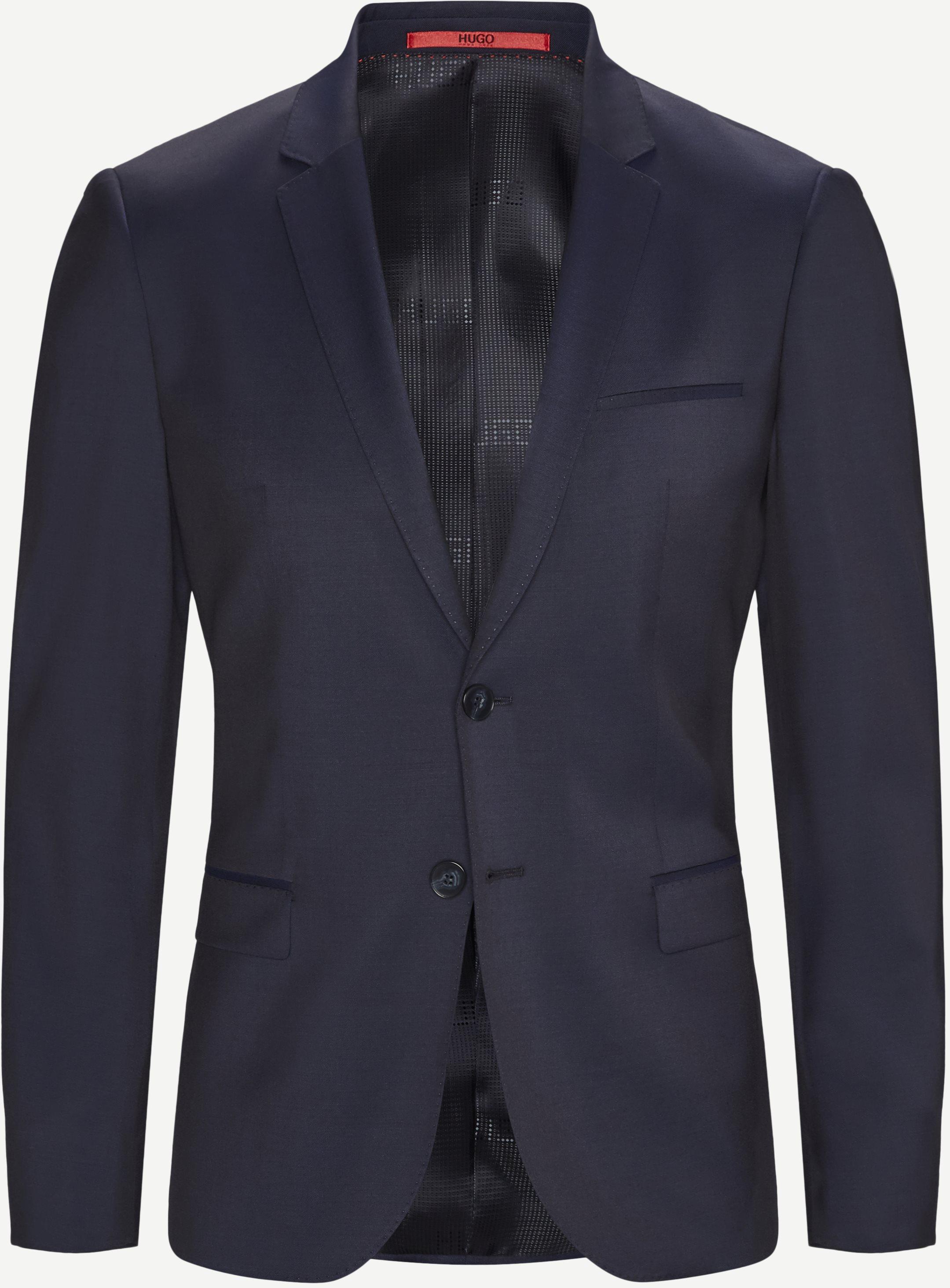 Blazer - Slim fit - Blå