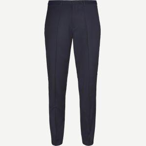 Henfords Bukser Slim | Henfords Bukser | Blå
