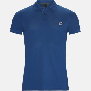 T-shirt Regular fit | T-shirt | Blå