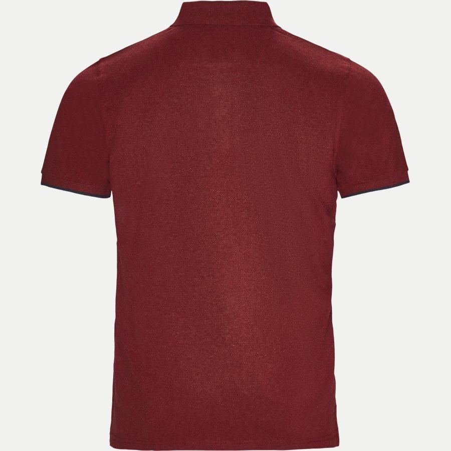 13239 67 - Polo - T-shirts - Regular - RØD - 2