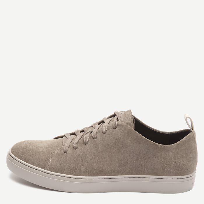 Brukare Ruskind Sneaker - Sko - Sand