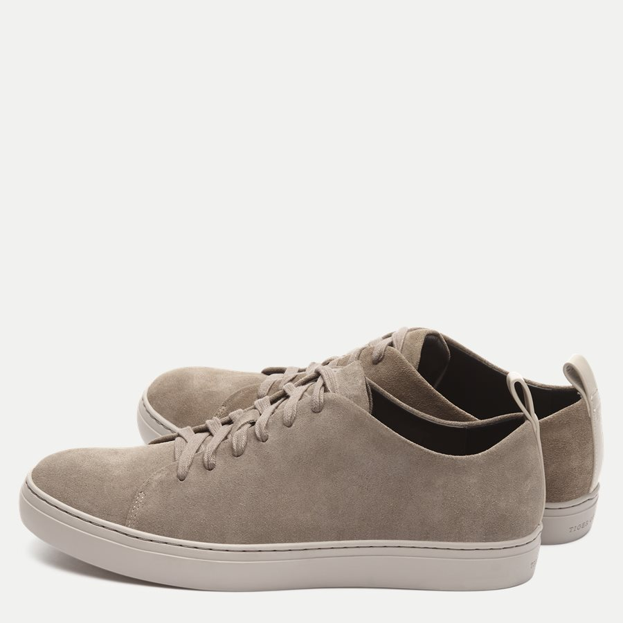 U62516 BRUKARE - Brukare Ruskind Sneaker - Sko - SAND - 3