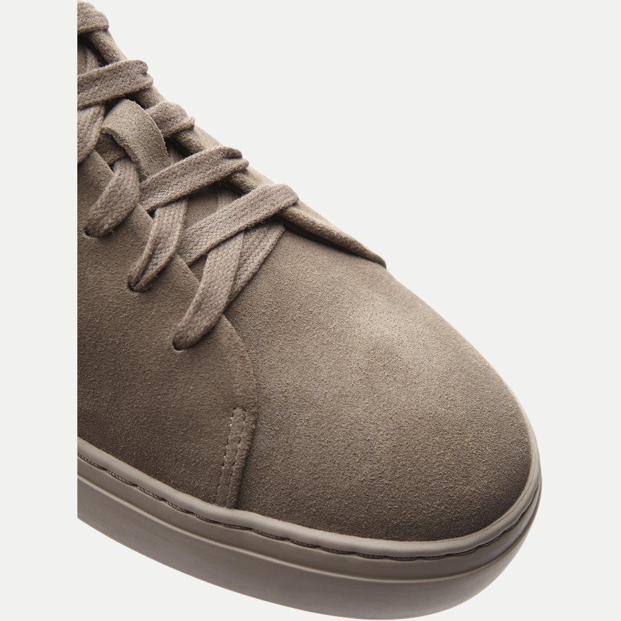 U62516 BRUKARE - Brukare Ruskind Sneaker - Sko - SAND - 4