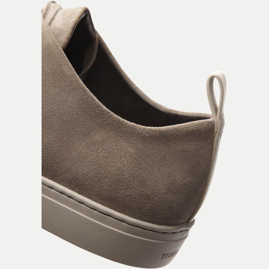 U62516 BRUKARE - Brukare Ruskind Sneaker - Sko - SAND - 5