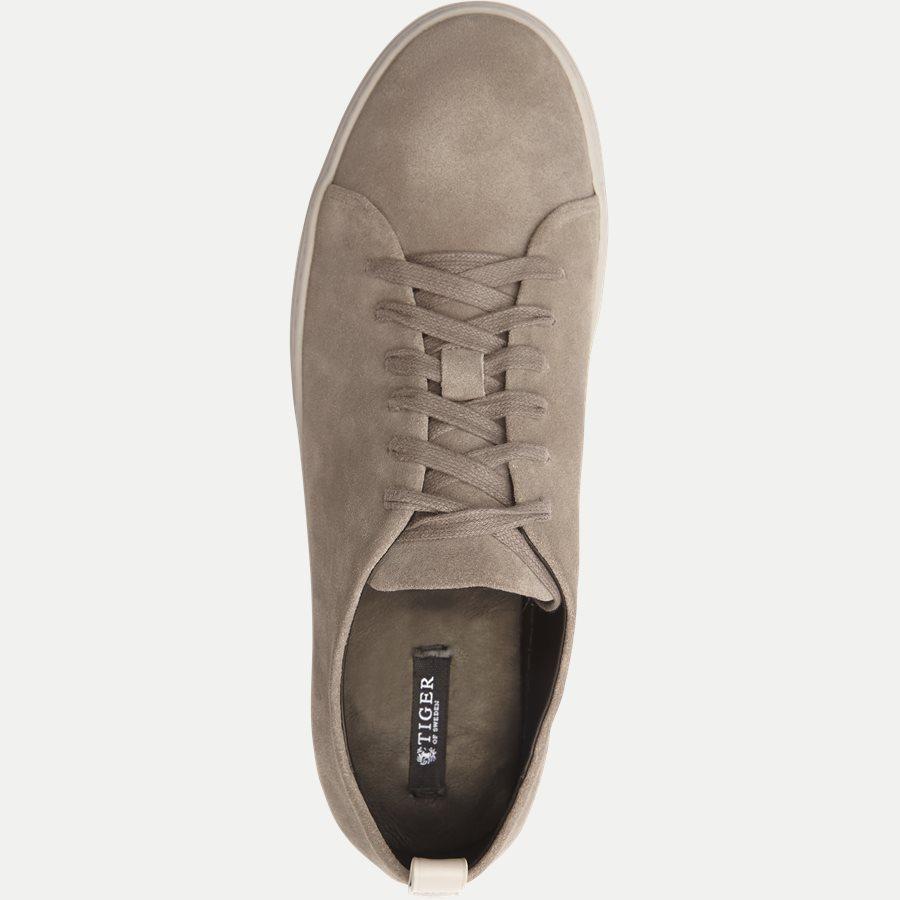 U62516 BRUKARE - Brukare Ruskind Sneaker - Sko - SAND - 8