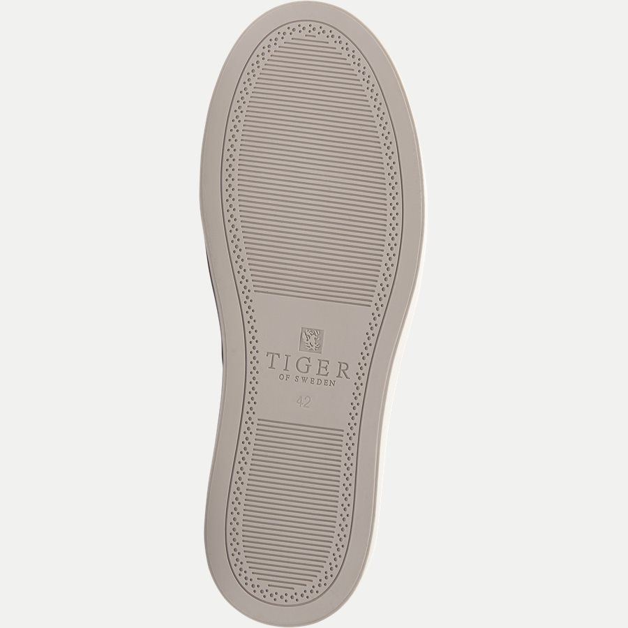 U62516 BRUKARE - Brukare Ruskind Sneaker - Sko - SAND - 9