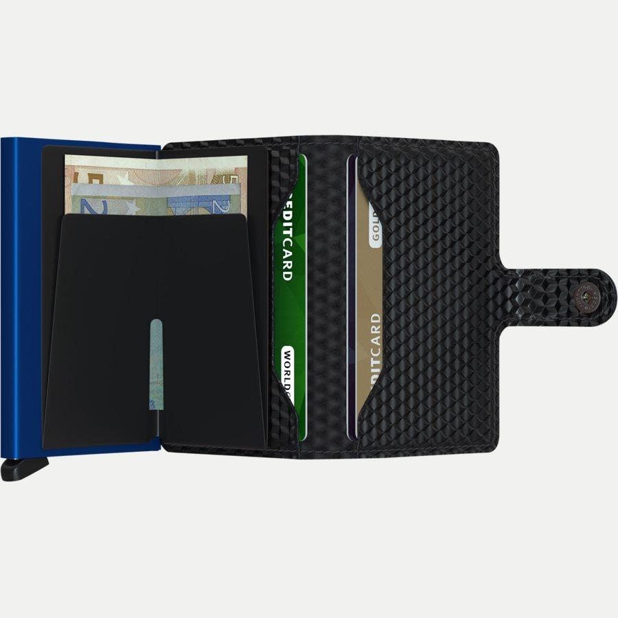 MCU CUBIC DIV. - Mcu Cubic Mini Wallet - Accessories - BLK/BLUE - 3