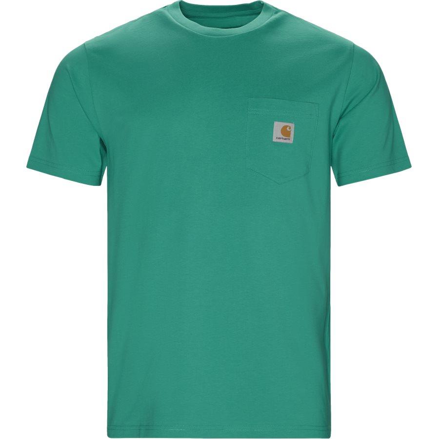 S/S POCKET I022091.. - S/S Pocket - T-shirts - Regular - CAUMA - 1