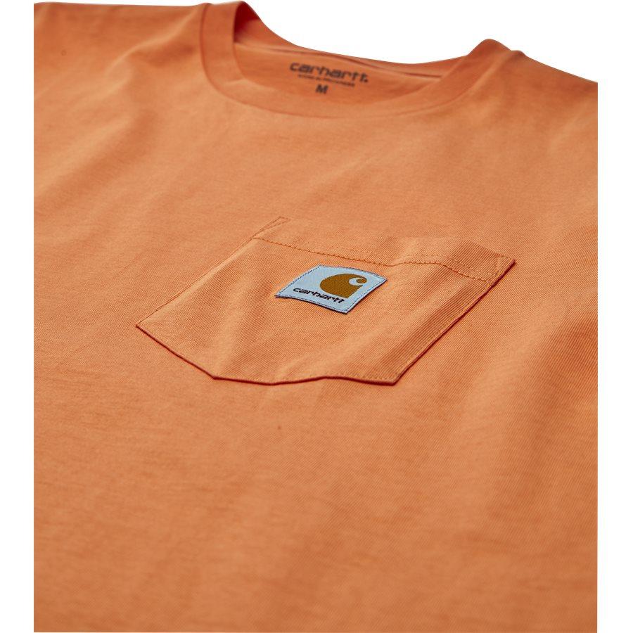 S/S POCKET I022091.. - S/S Pocket - T-shirts - Regular - JAFFA - 3