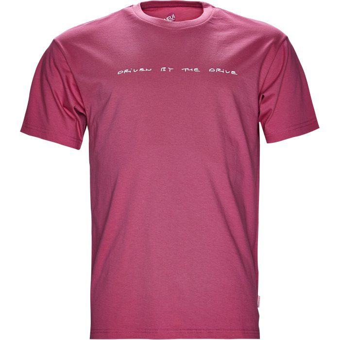 T-shirts - Regular - Rosa