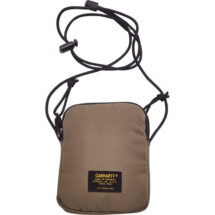 Military Neck Wallet pung - Tasker - Brun