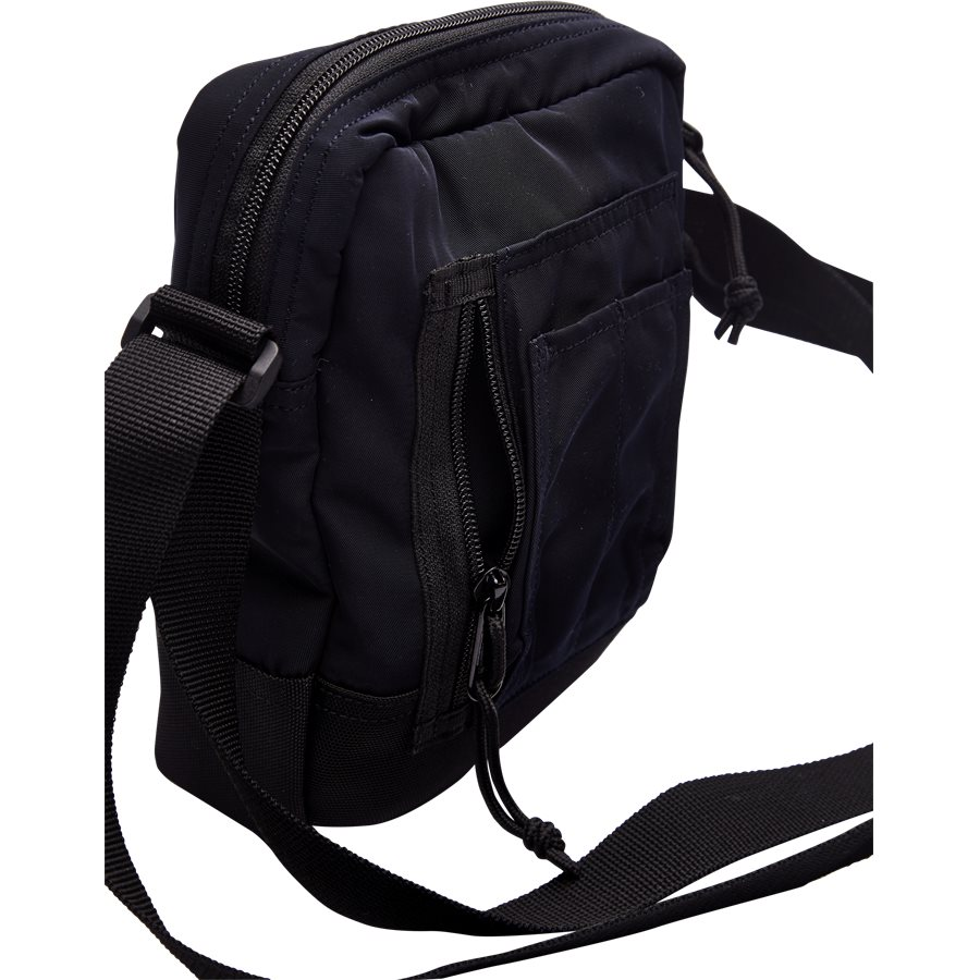 MILITARY SHOULDER BAG I024253 - Military Shoulder Bag - Tasker - D.NAVY/BLACK - 2