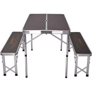 Foldable bord- bænkesæt Foldable bord- bænkesæt | Grøn