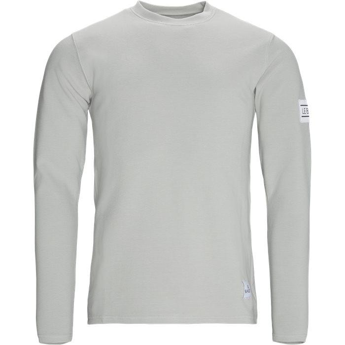 Flores - T-shirts - Regular - Grå