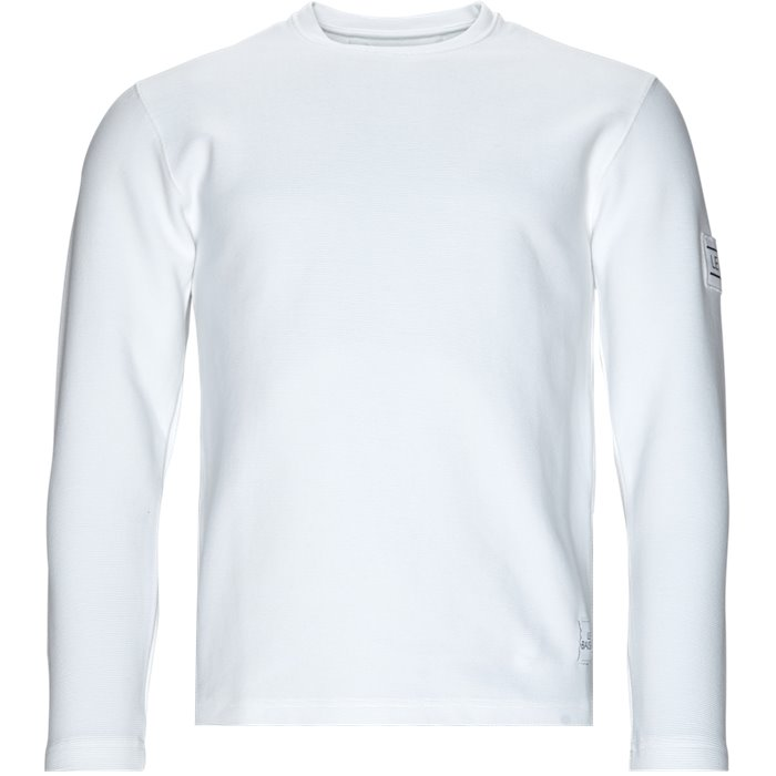 Flores - T-shirts - Regular - Hvid