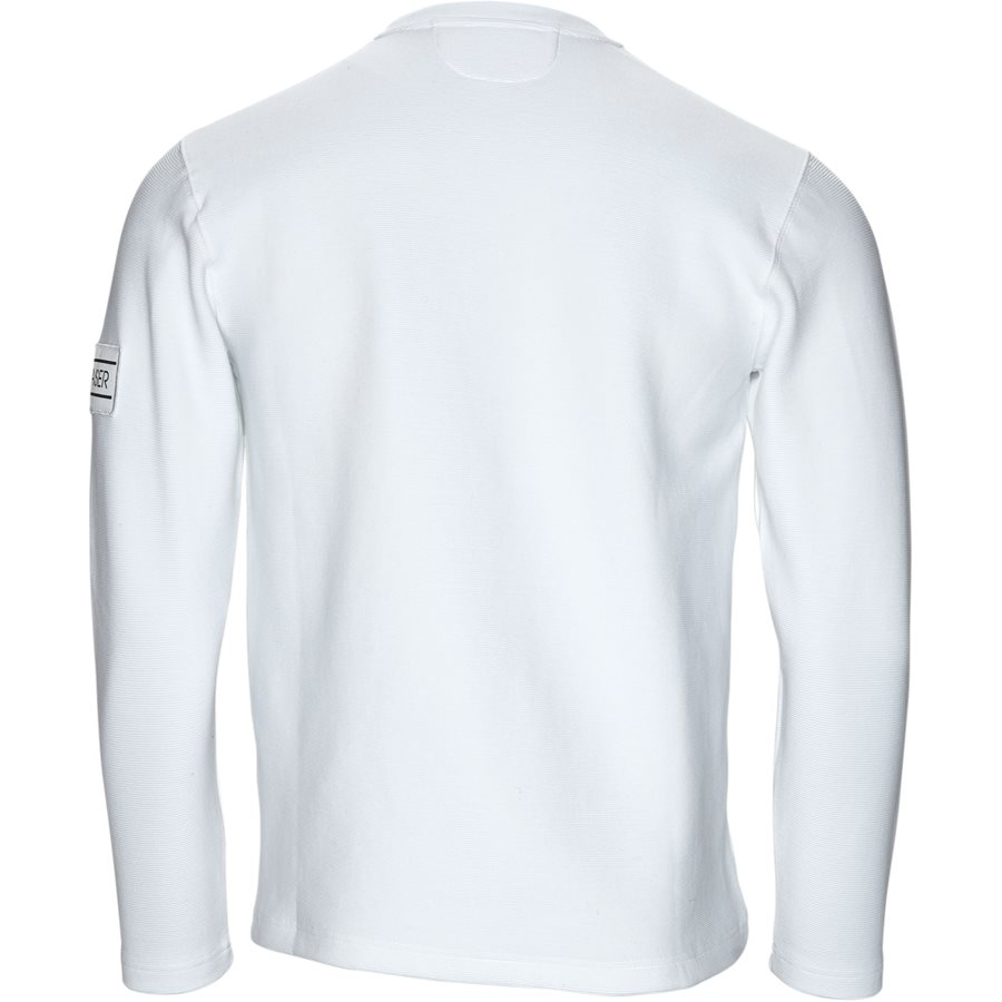 FLORES - Flores - T-shirts - Regular - HVID - 2