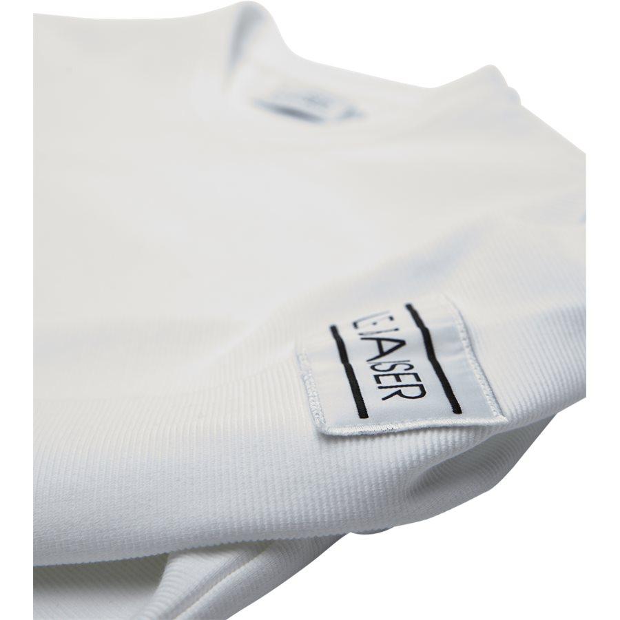 FLORES - Flores - T-shirts - Regular - HVID - 3