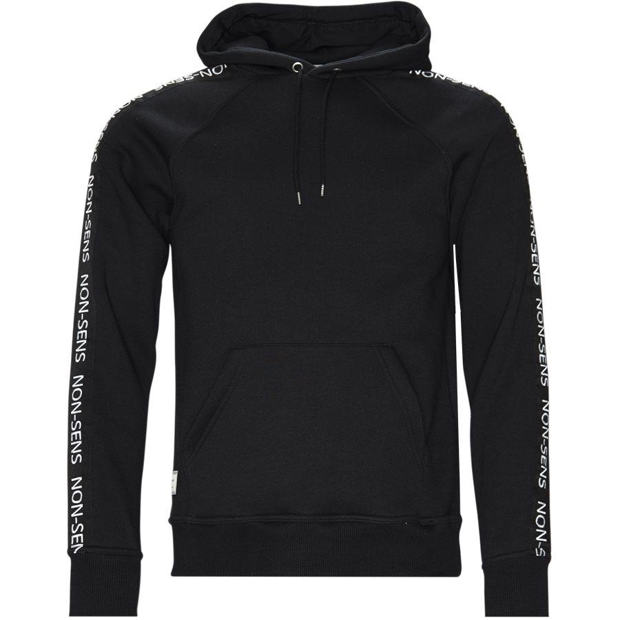 OFFICER - Officer Sweatshirt - Sweatshirts - Regular - BLACK - 1