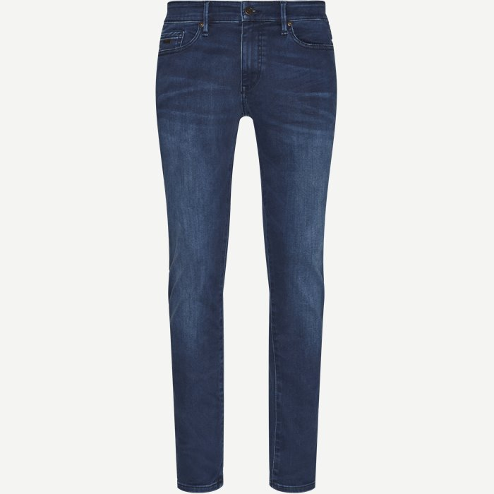 Charleston Jeans - Jeans - Ekstra slim fit - Denim