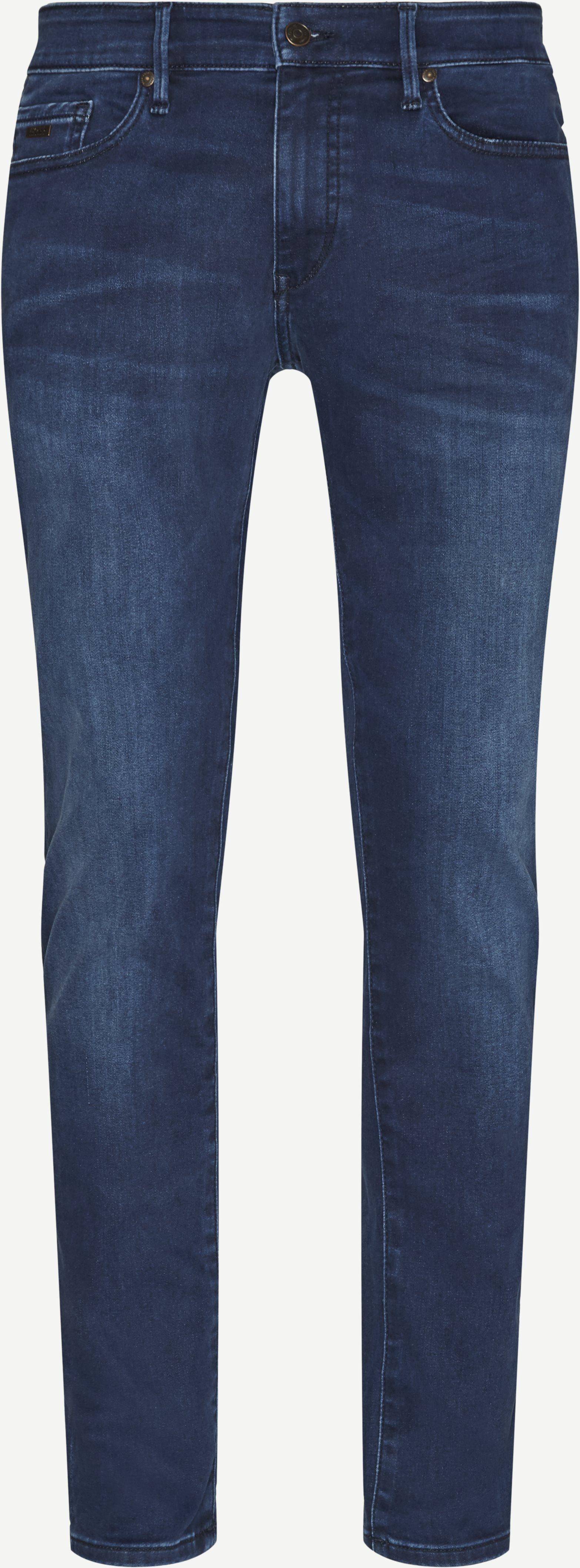 Jeans - Ekstra slim fit - Jeans-Blau