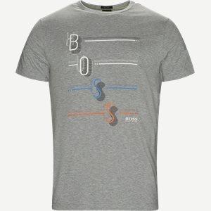 Tee3 T-shirt Regular | Tee3 T-shirt | Grå