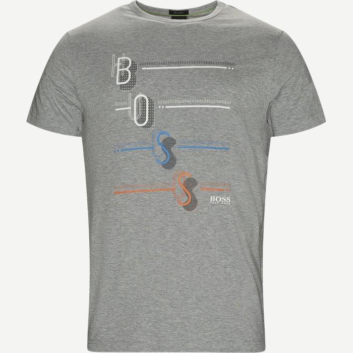 Tee3 T-shirt - T-shirts - Regular - Grå