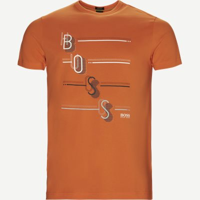Tee3 T-shirt Regular | Tee3 T-shirt | Orange
