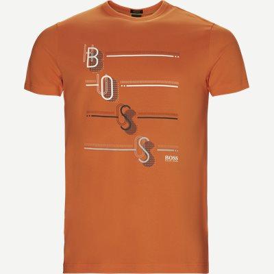 Tee3 T-shirt Regular | Tee3 T-shirt | Orange
