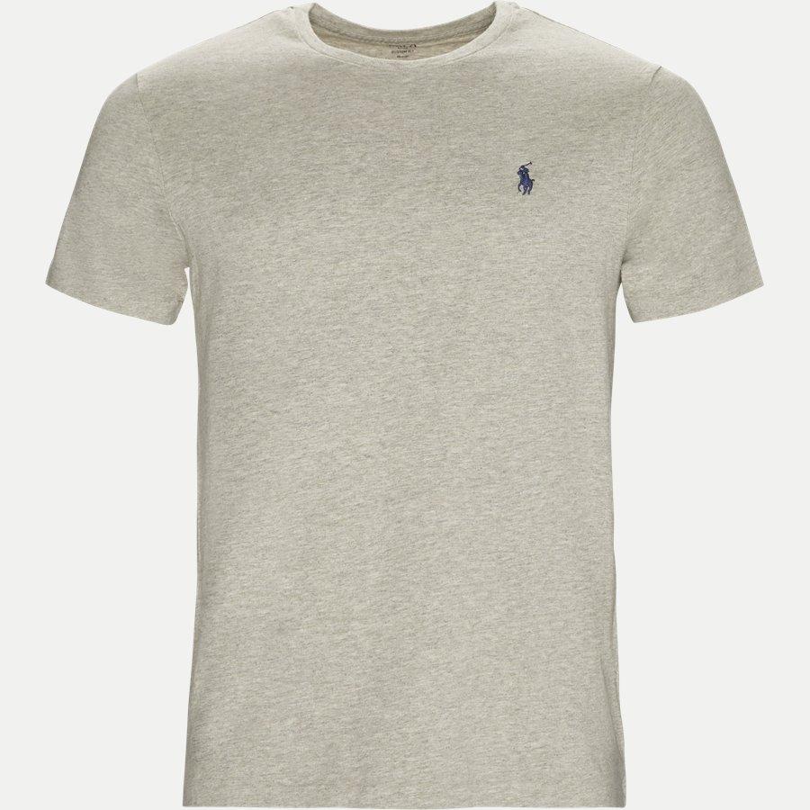 710680785 - Short Sleeve Jersey T-shirt - T-shirts - Custom - GRÅ - 1