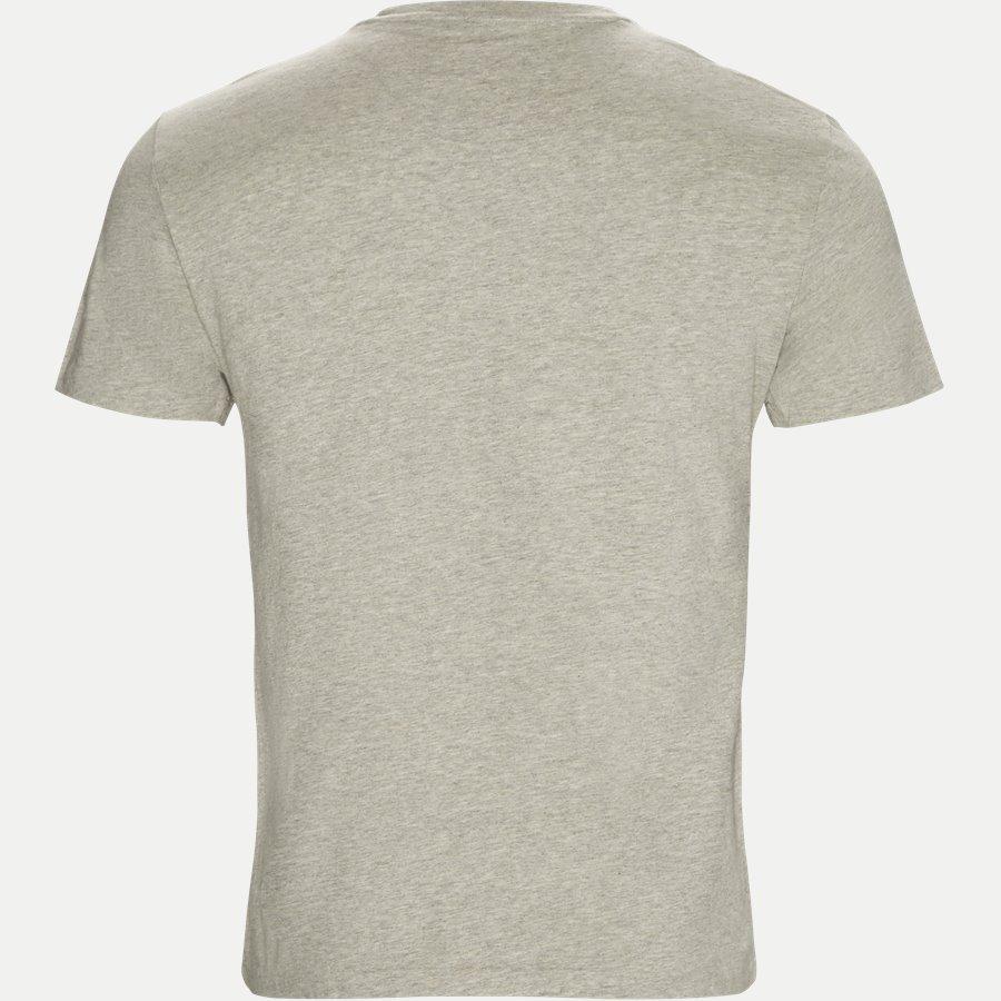 710680785 - Short Sleeve Jersey T-shirt - T-shirts - Custom - GRÅ - 2
