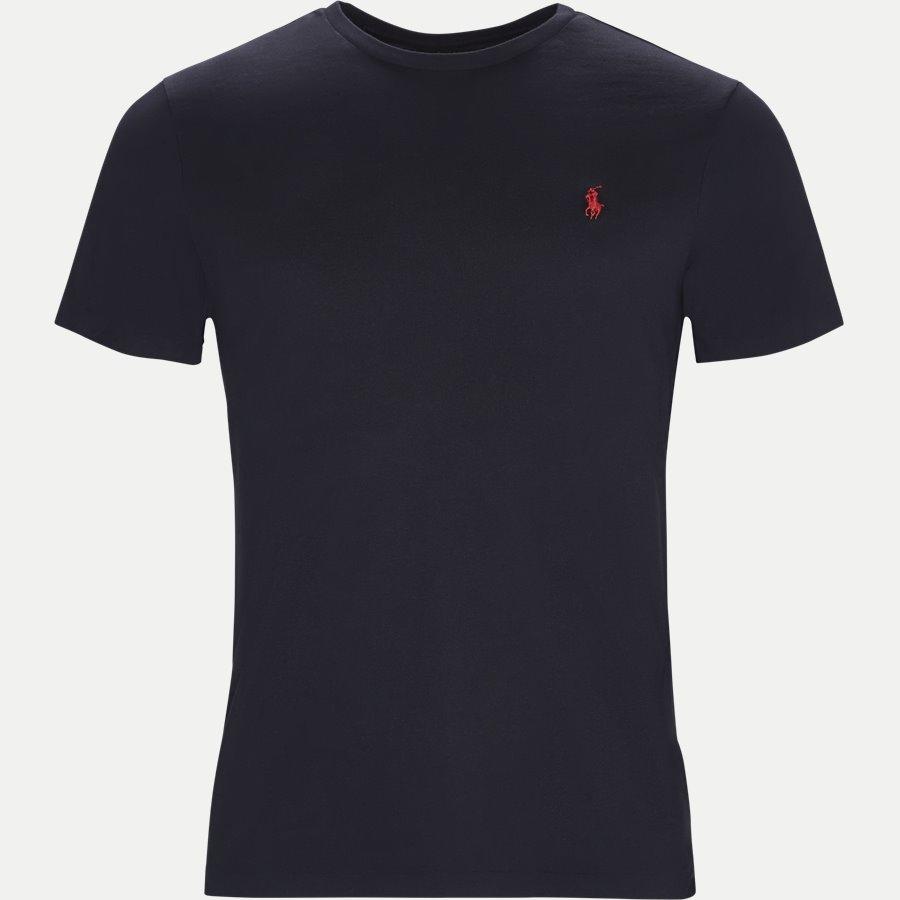 710680785 - Short Sleeve Jersey T-shirt - T-shirts - Custom - NAVY - 1