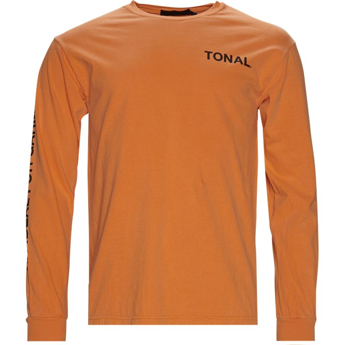 Ideal - T-shirts - Regular - Orange
