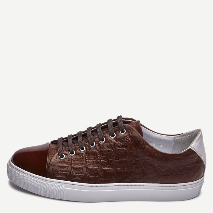 Sneaker - Sko - Brun