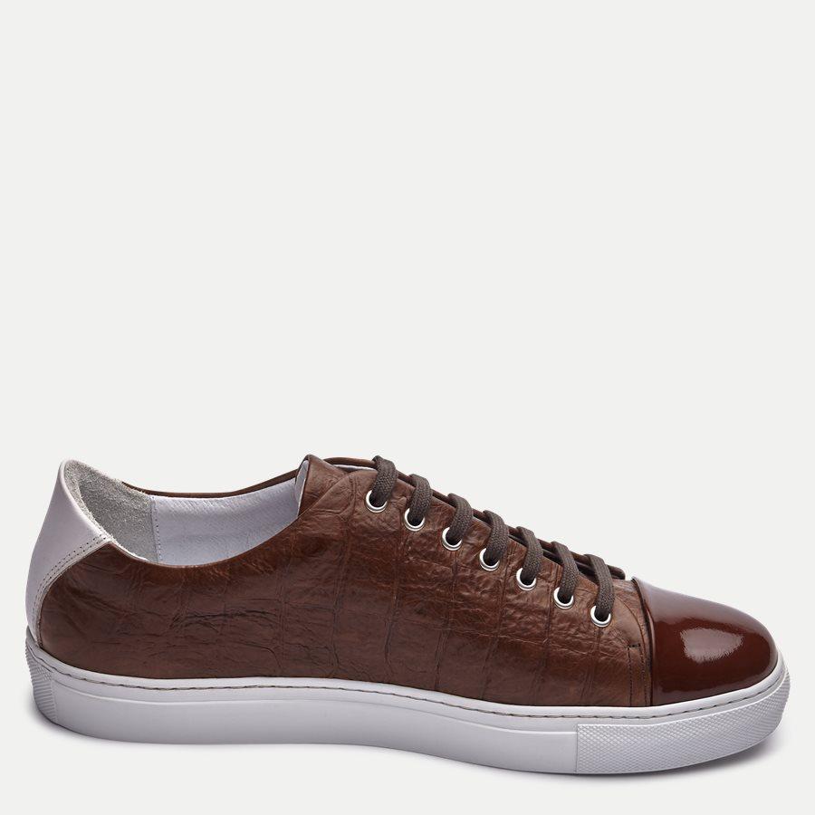 98400 - Sneaker - Sko - COGNAC - 2