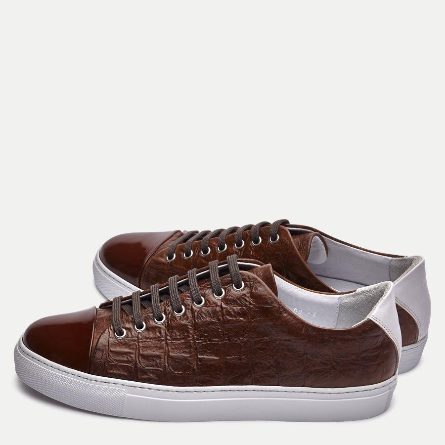 98400 - Sneaker - Sko - COGNAC - 3