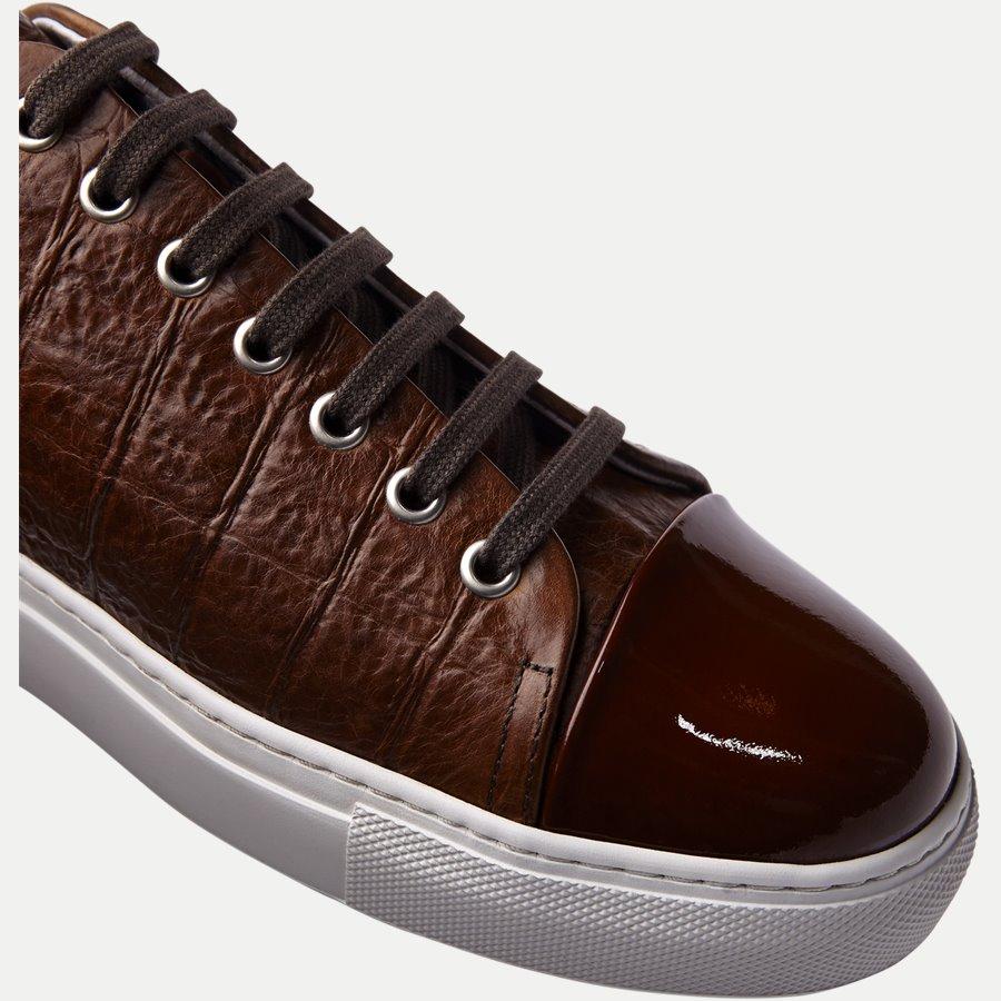 98400 - Sneaker - Sko - COGNAC - 4
